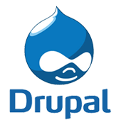 drupal logo S8080