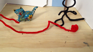 Stop Motion created by Students
