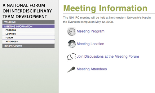 IRC Forum