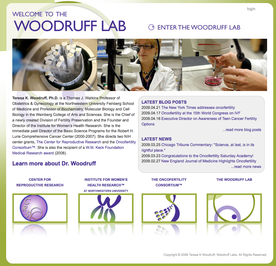 Woodruff Lab
